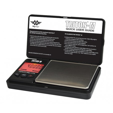 MyWeigh Triton-Mini do 400g / 0,01 g