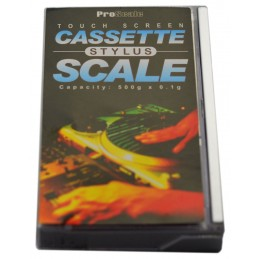 ProScale Casette Scale 500g / 0,1g