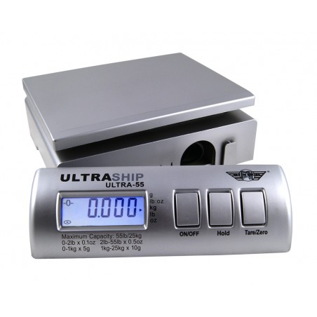 MyWeigh Ultraship 55 srebna