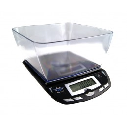 MyWeigh 7001DX czarna do 7kg / 1g