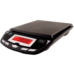MyWeigh 3001P czarna do 3000g / 1g