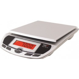 MyWeigh 7001DX srebna do 7kg / 1g
