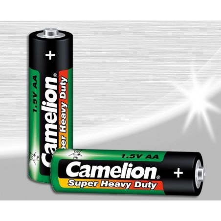Camelion Super Heavy Duty 1,5 V AA R6P, Mignon Battery