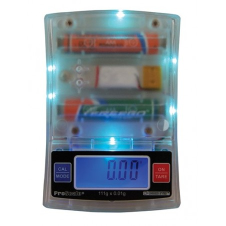 ProScale 111 Clear Snake Eyes do 111g / 0,01g