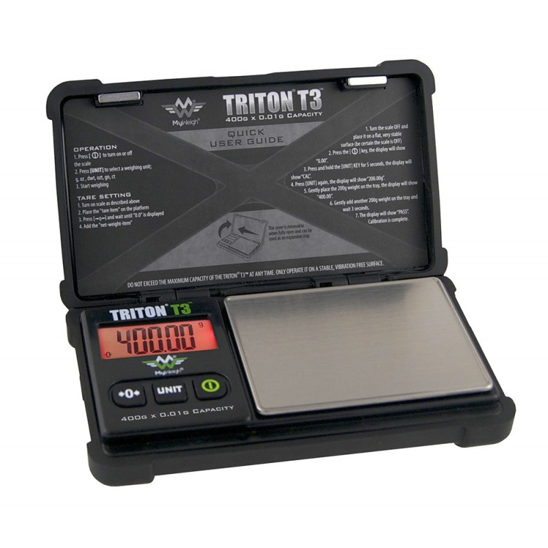 MyWeigh Triton T3 do 400g / 0,01 g