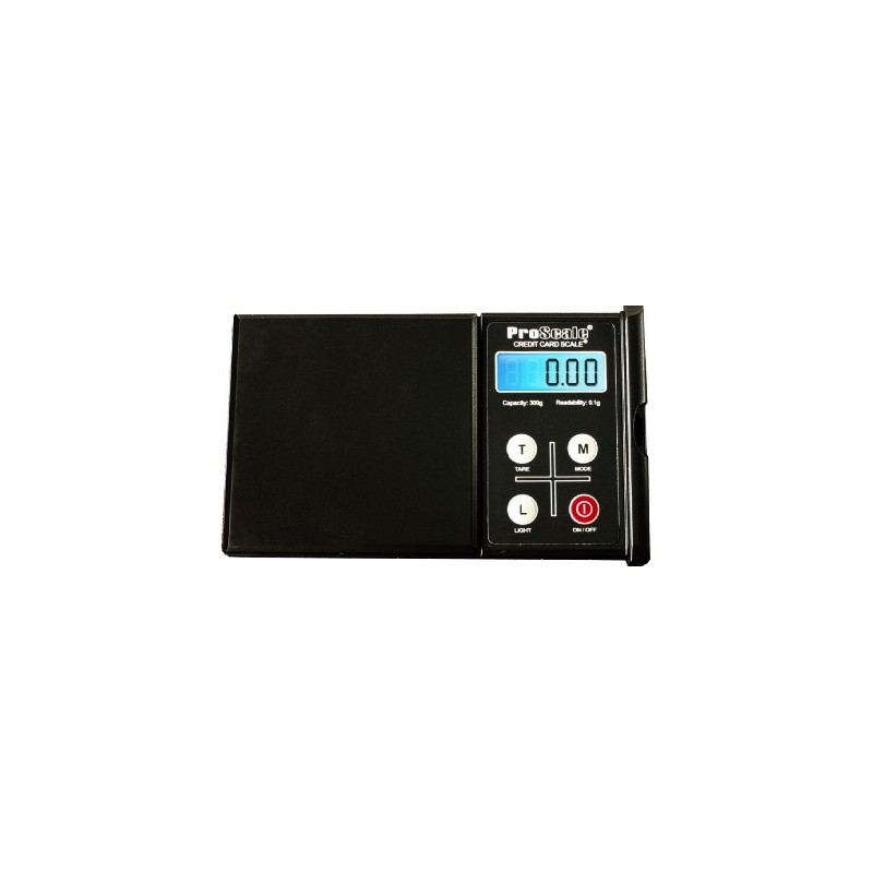 ProScale Credit Card Scale 300g / 0,1g